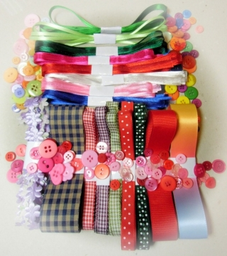 Buy ribbons and bows online for your family fun