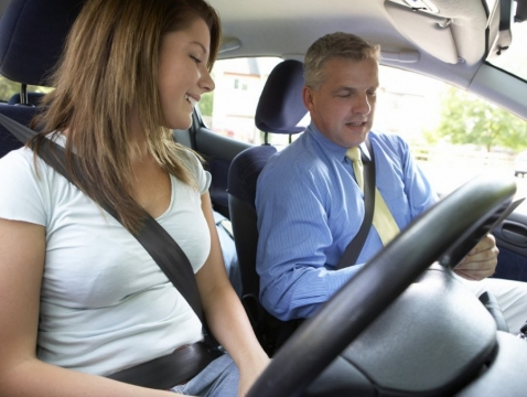 Find out what its like to do an intensive driving course