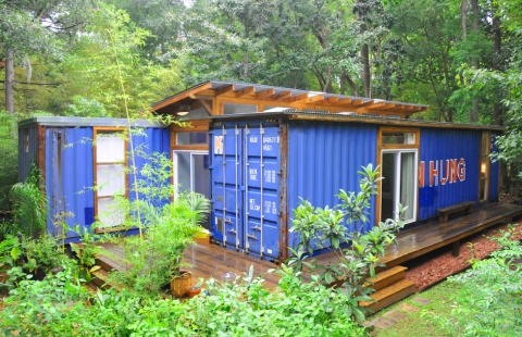 Should you be living in a shipping container home