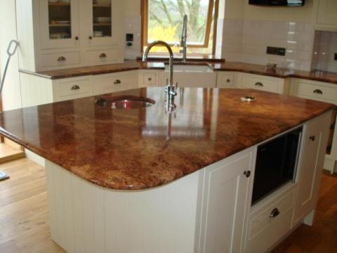 Why it is necessary to seal the granite countertop