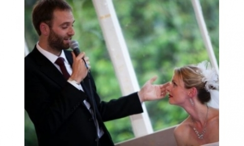 Writing the perfect groom's speech - useful tips