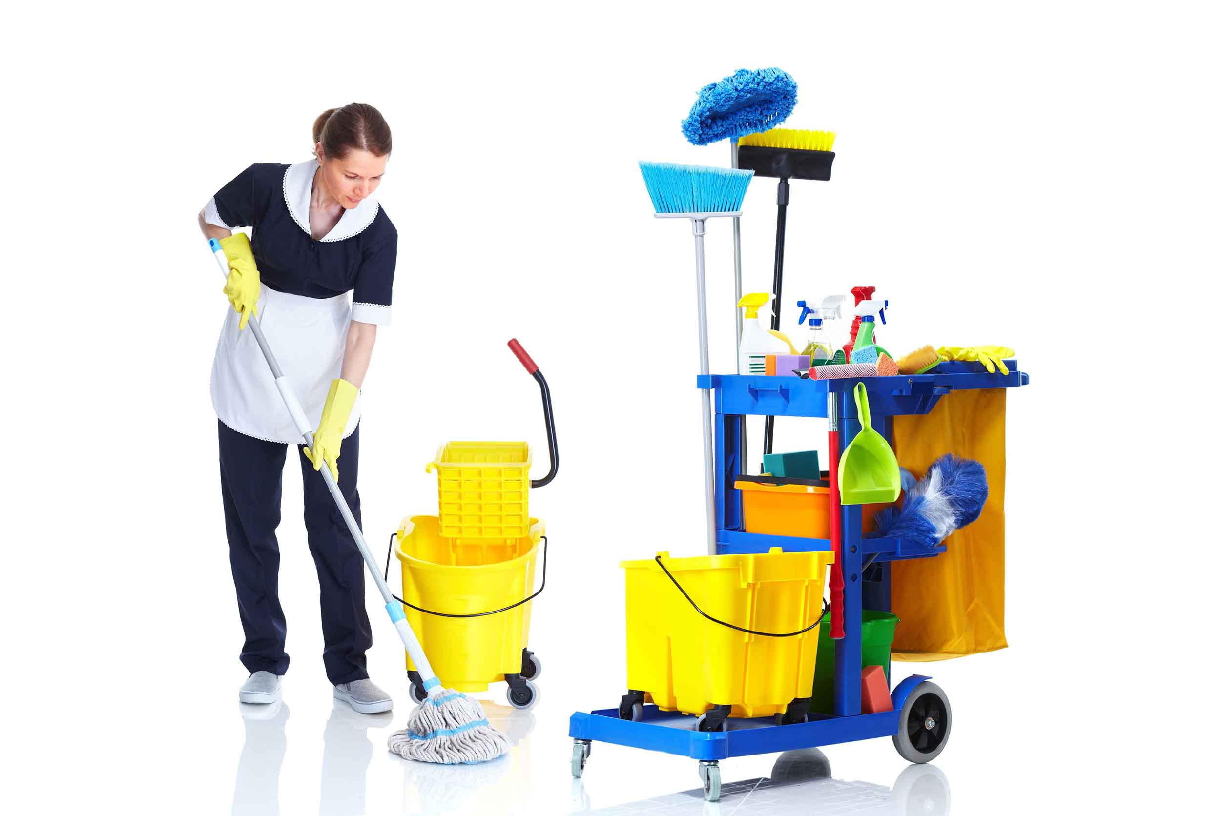 Why do you need to hire a cleaning company before Christmas?