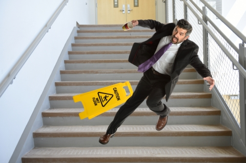 Slip and fall accidents and premises liability the basics