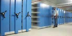 Advantages of mobile shelving systems