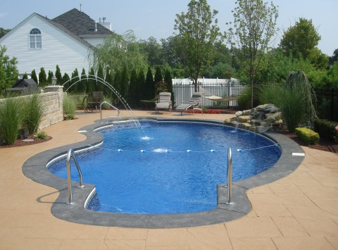 Building the perfect inground pool - important steps