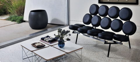 Contemporary style for your lounge area