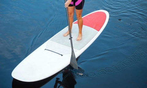 Difference Between Surfboards and Stand Up Paddle Boards Picture