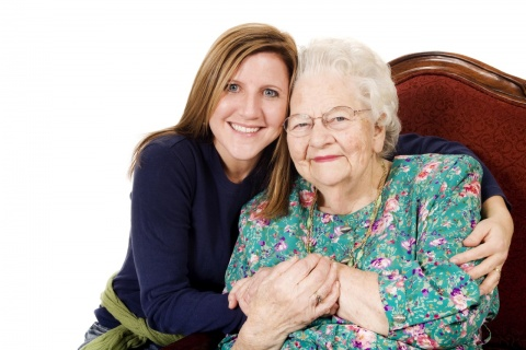 How to Care for Aging Family Members Pictures
