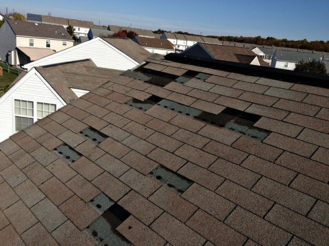 Question of the day - should I replace or repair the roof