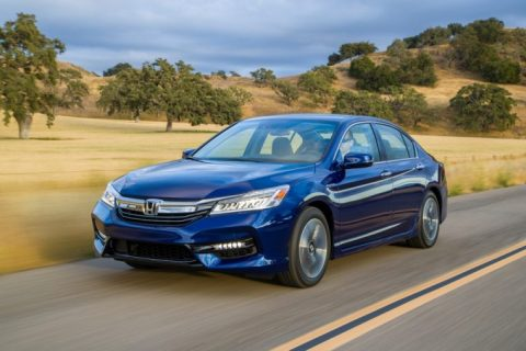 Why should I invest in a Honda Accord Hybrid